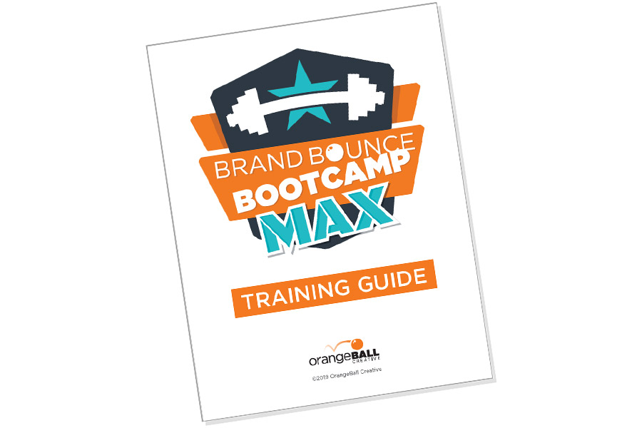 Brand Bounce Bootcamp MAX Option