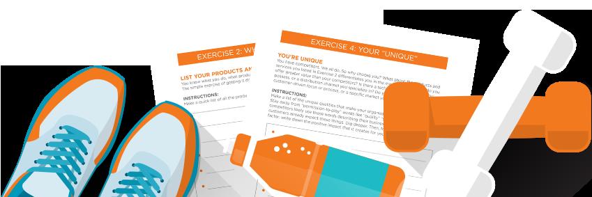 Easy 3-Step Brand and Marketing Message Program